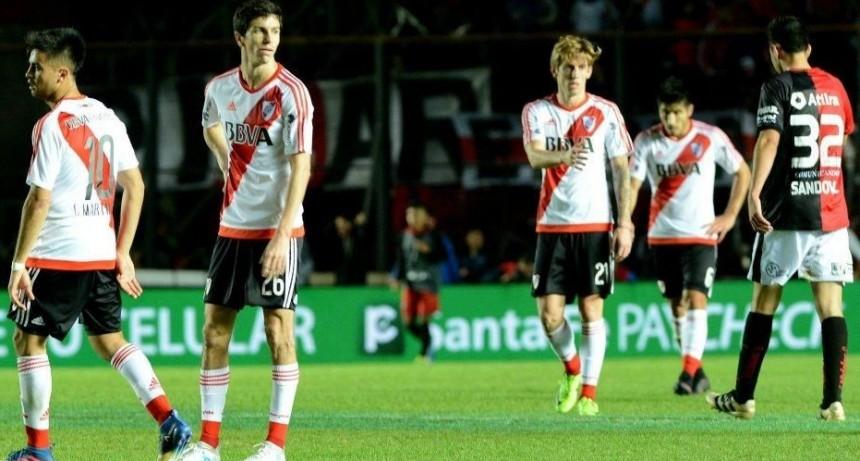 River no pudo con Colón y esfumó su chance de Libertadores