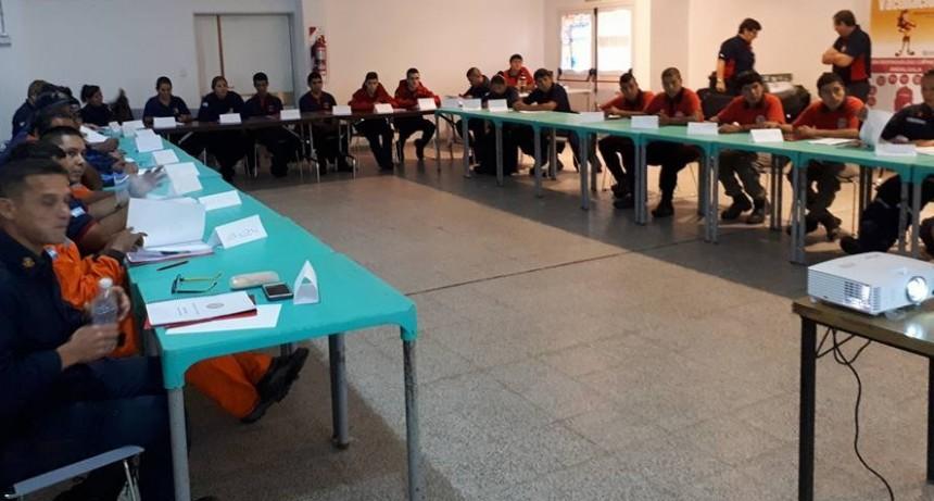 """Se realizó el curso de """"Socorrismo nivel II en Andalgalá"""""""