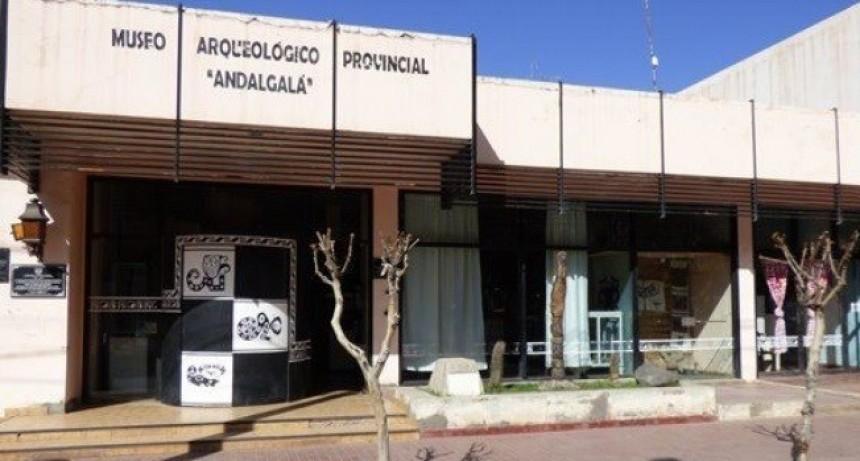 """""""Semana de Los Museos"""" en Andalgalá"""