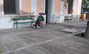 La Municipalidad de Andalgalá realizo trabajos en el hogar de ancianos