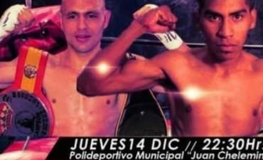 """Gran velada boxística en Andalgalá """"organizada por México Boxing"""""""