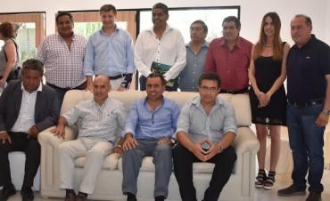 Intendentes de cambiemos se reunieron en Andalgalá con autoridades nacionales