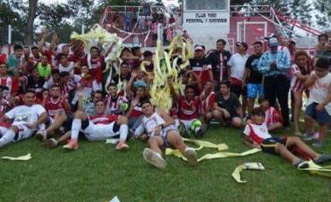 Tiro Federal y Gimnasia se coronó campeón de la Liga Andalgalense de Fútbol