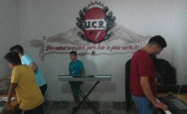 TALLER DE TECLADO