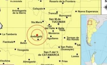 Una Navidad con sismos en tierras catamarqueñas