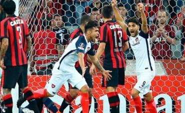 San Lorenzo goleó y mantiene viva su ilusión en la Copa Libertadores