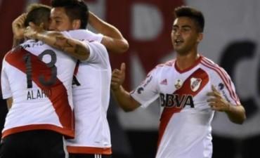 River ganó en Perú y se aseguró el primer puesto