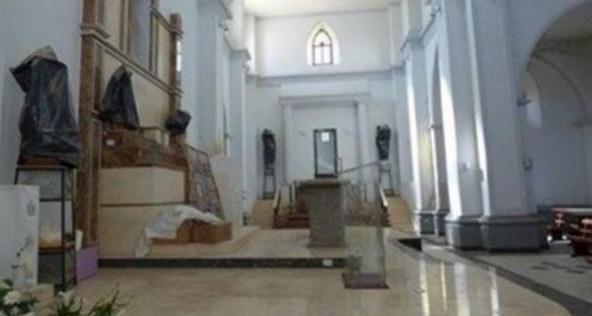El templo de Andalgalá en su etapa final