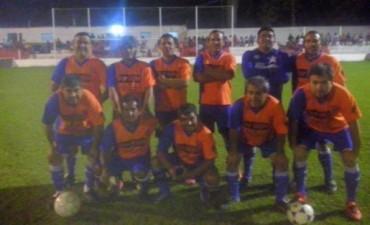 Industrial se coronó campeón de la Asociación de Futbolistas Veteranos